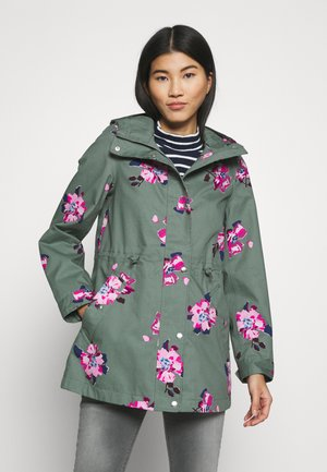 SHORESIDE PRINT - Parka - green