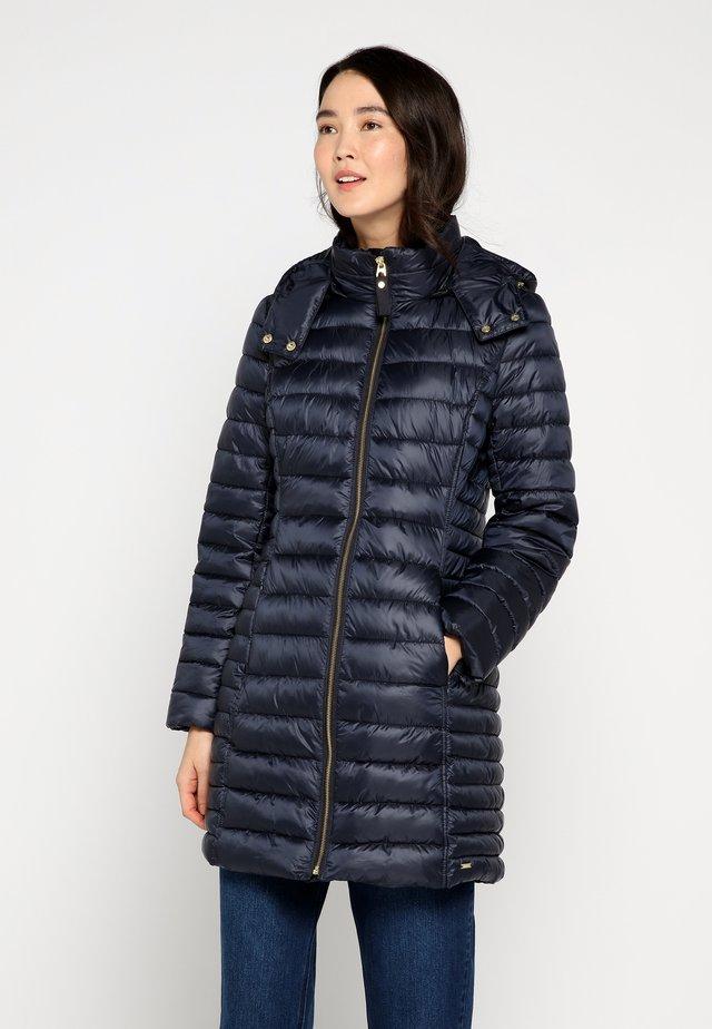 CANTERBURY LONG - Płaszcz zimowy - dark blue