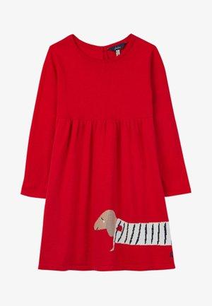 Vestido de punto - red