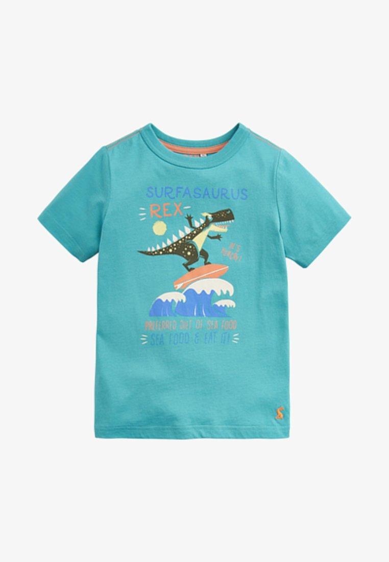 Tom Joule - BEN - T-Shirt print - petrol