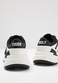 Neil Barrett - TIGER BOLT SPORTS - Zapatillas - black/white - 5