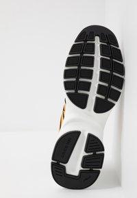 Neil Barrett - TIGER BOLT SPORTS - Trainers - black/yellow/white - 4