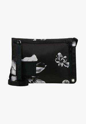 ANEMONE BAG - Torba na ramię - black/white