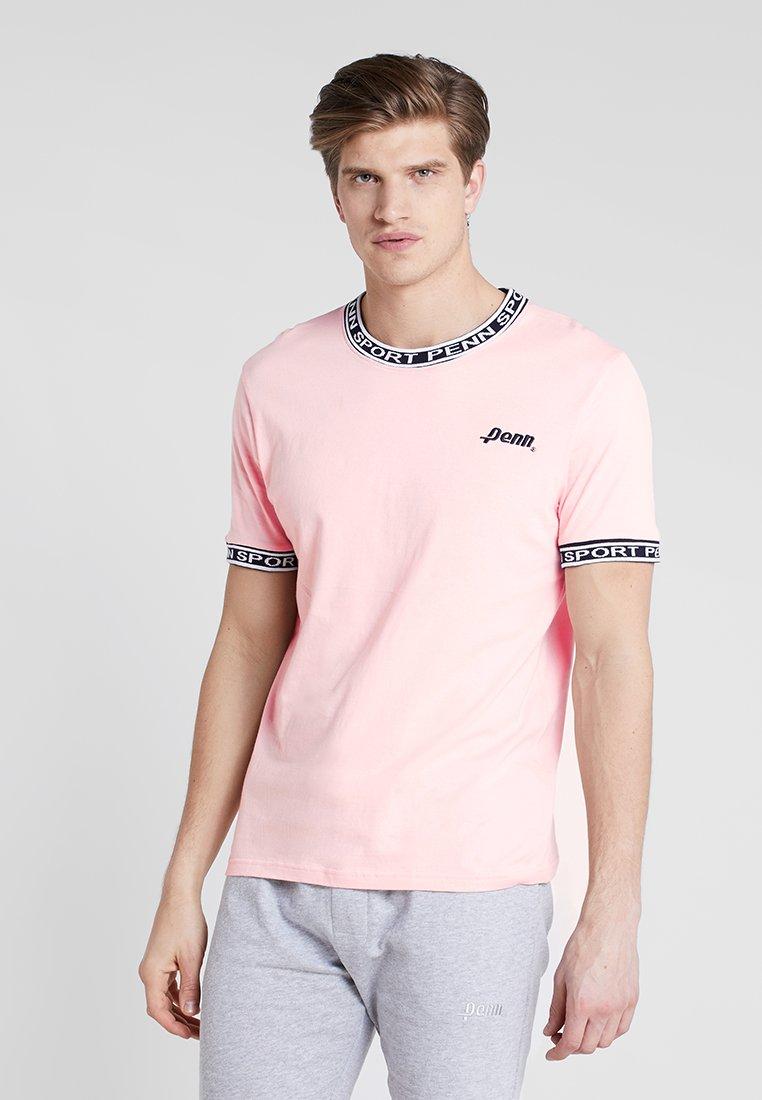 Penn - LOGO RINGER TEE - T-Shirt print - lotus