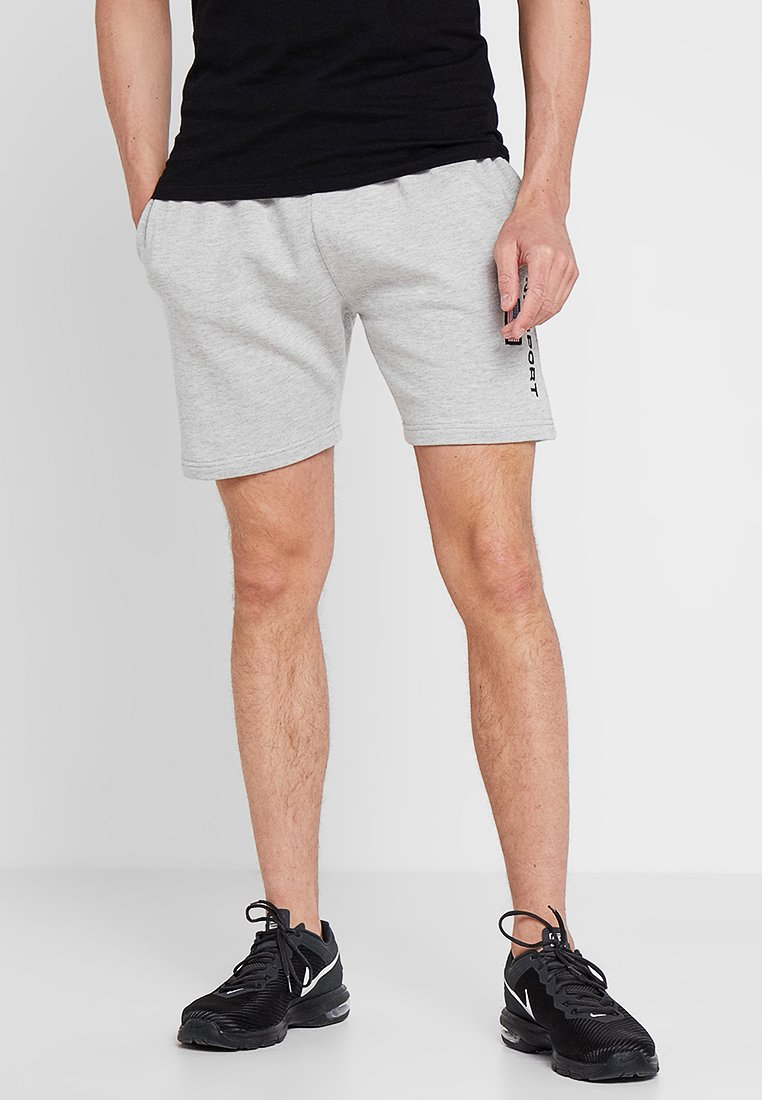 Penn - MENS CORE SHORT - kurze Sporthose - grey