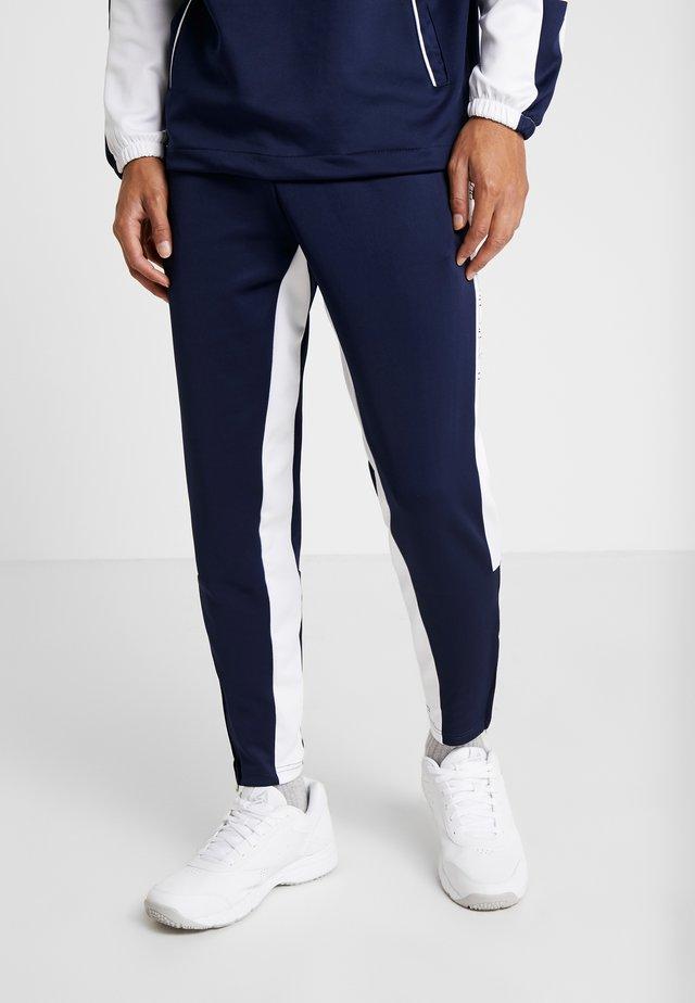 MEN LOGO TRACK - Pantalon de survêtement - navy