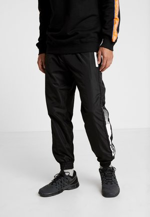 MENS GRAPHICA TRACK PANT - Trainingsbroek - black