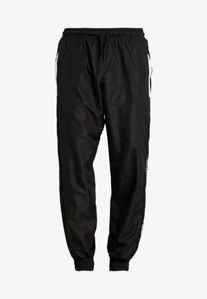 MENS GRAPHICA TRACK PANT - Spodnie treningowe - black