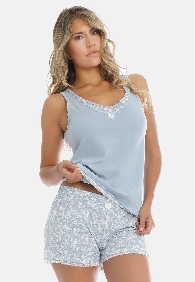 ASIA - Pyjama top - morning blue