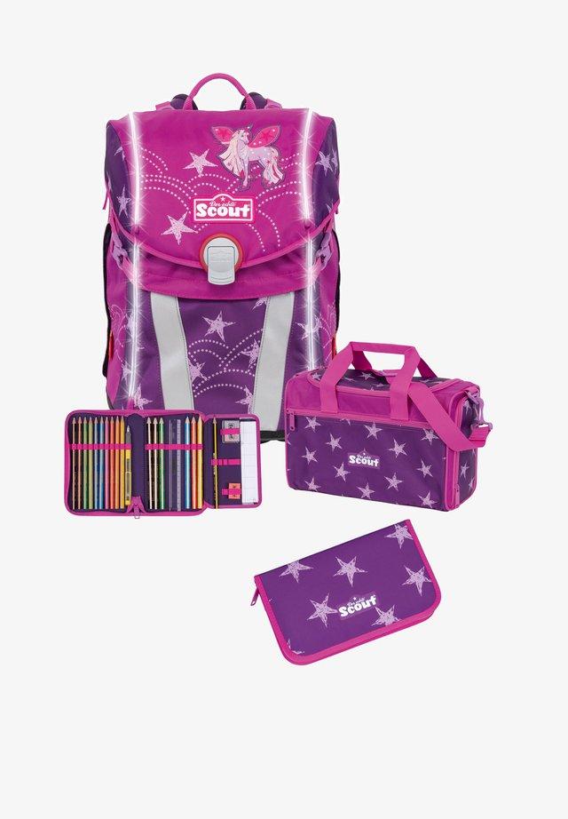 SET - School set - unicorn star