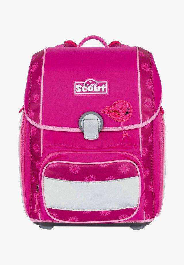 GENIUS SET  - School set - pink daisy