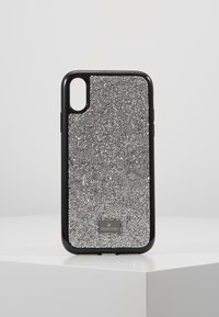 Swarovski - GLAM ROCK CASE - Kännykkäpussi - silver-coloured - 0