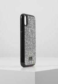 Swarovski - GLAM ROCK CASE - Kännykkäpussi - silver-coloured - 4
