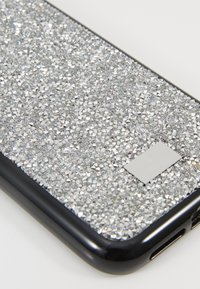 Swarovski - GLAM ROCK CASE - Kännykkäpussi - silver-coloured - 2
