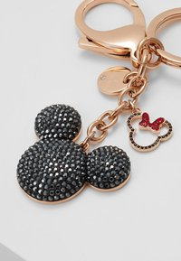 Swarovski - MICKEY BAG CHARM - Keyring - black - 3