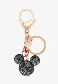 Swarovski - MICKEY BAG CHARM - Keyring - black - 1
