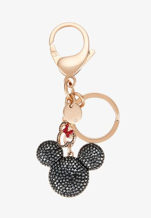 MICKEY BAG CHARM - Porte-clefs - black