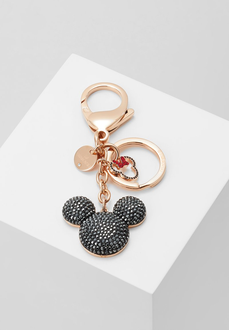 Swarovski - MICKEY BAG CHARM - Keyring - black