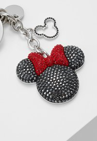 Swarovski - MINNIE BAG CHARM - Keyring - black