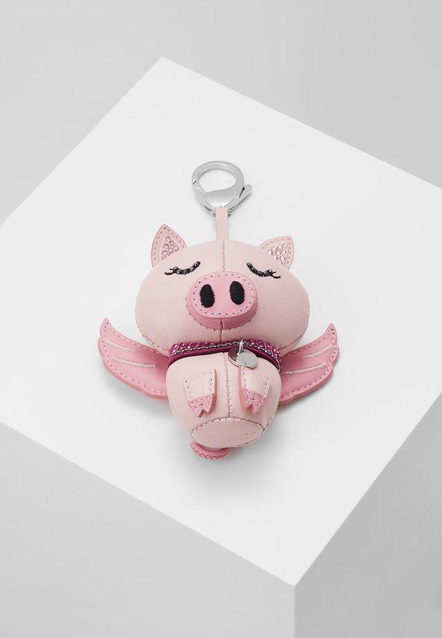 BAG CHARM - Sleutelhanger - pink