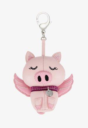 BAG CHARM - Klíčenka - pink