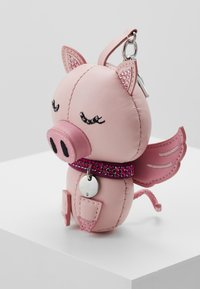 Swarovski - BAG CHARM - Keyring - pink - 3