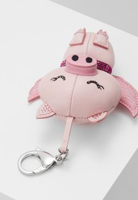 Swarovski - BAG CHARM - Keyring - pink - 2