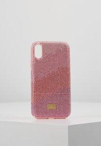 Swarovski - HIGH LOVE CASE - Mobiltasker - pink - 0
