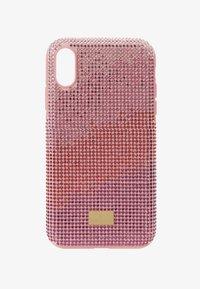 Swarovski - HIGH LOVE CASE - Mobiltasker - pink - 1