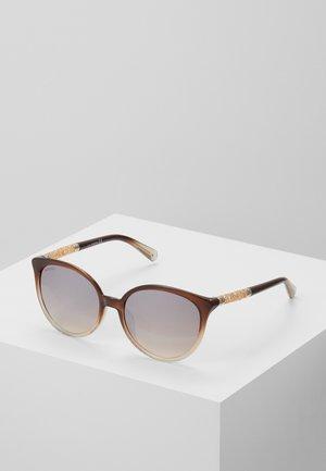 Gafas de sol - brown/gold-coloured
