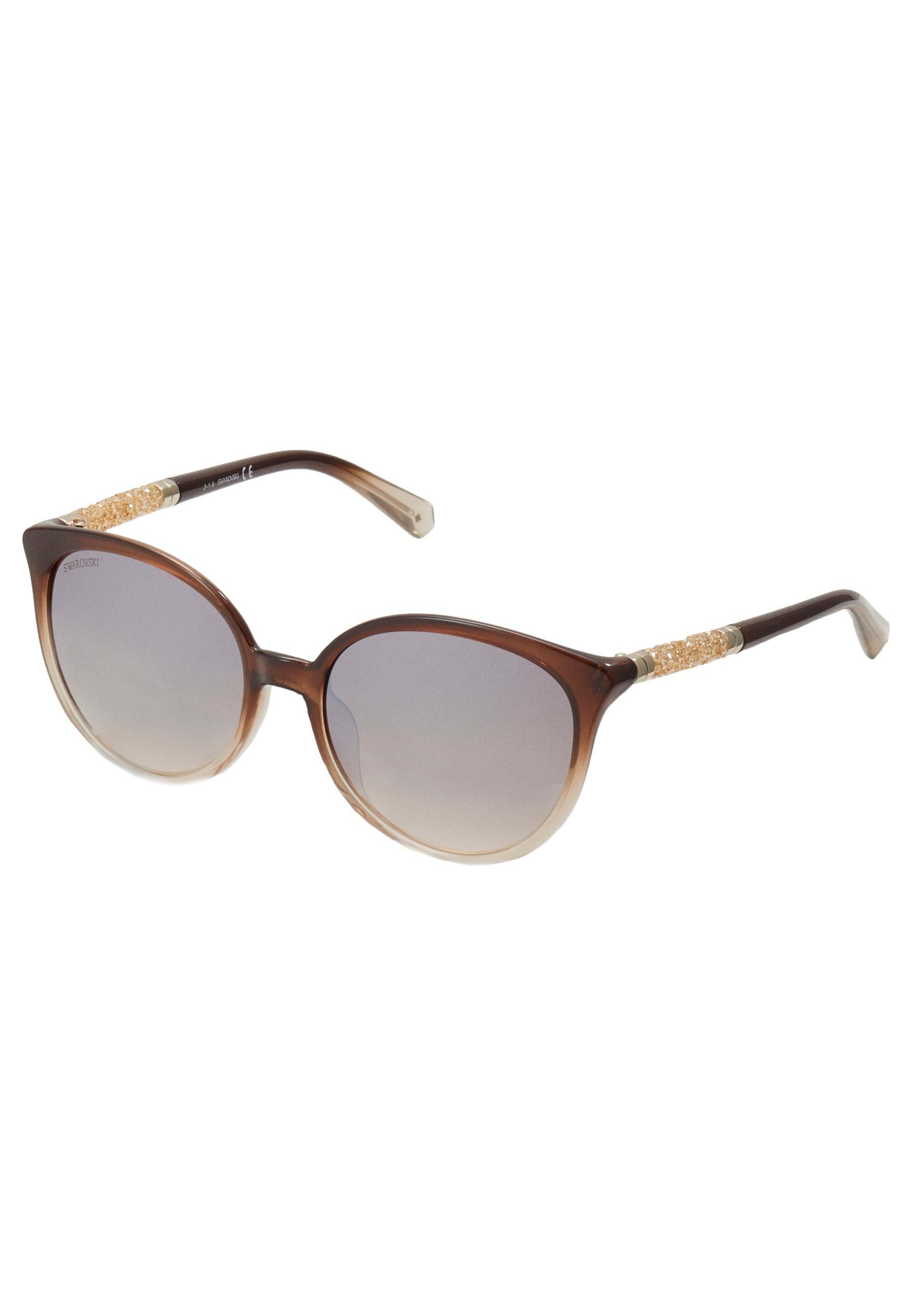 Swarovski Solglasögon - brown/gold-coloured