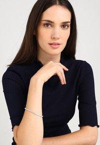 Swarovski - EMILY BRACELET  - Bracelet - silver-coloured - 1