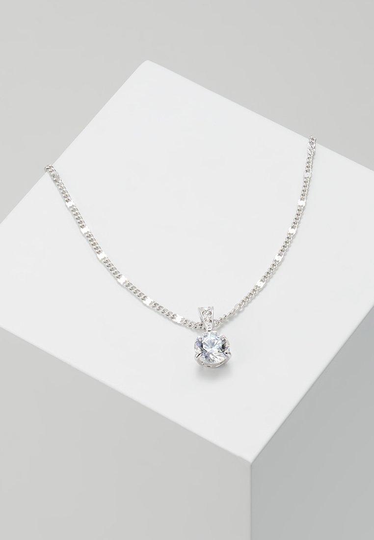 Swarovski - SOLITAIRE PENDANT BAIL - Necklace - silver-colored