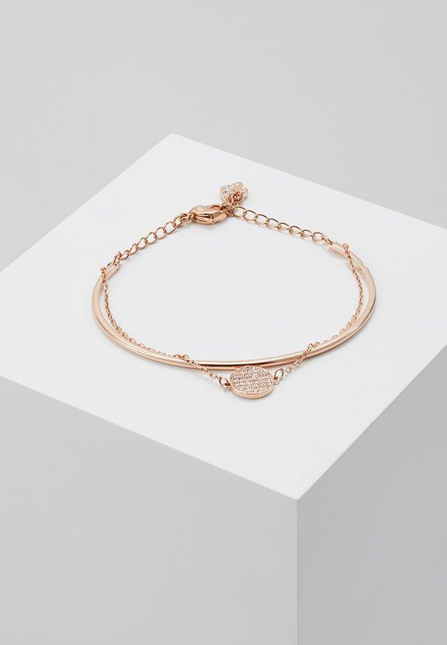 GINGER BANGLE - Armband - rose gold-coloured