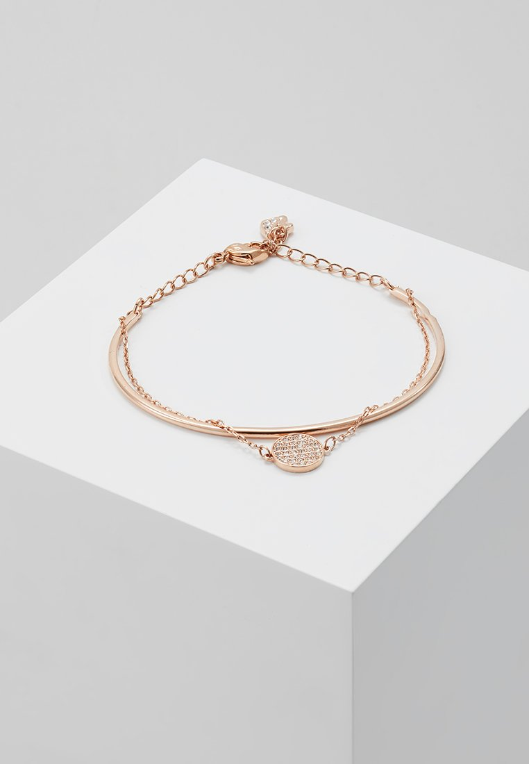 Swarovski - GINGER BANGLE - Bracelet - rose gold-coloured