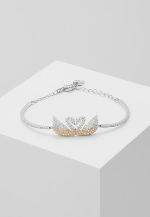 ICONIC SWAN BANGLE DOUBLE  - Bracelet - light multi