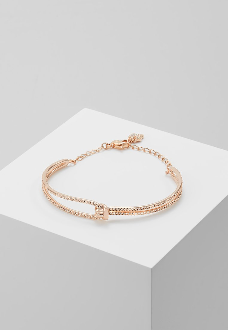 Swarovski - LIFELONG BANGLE  - Bracelet - rosegold-coloured