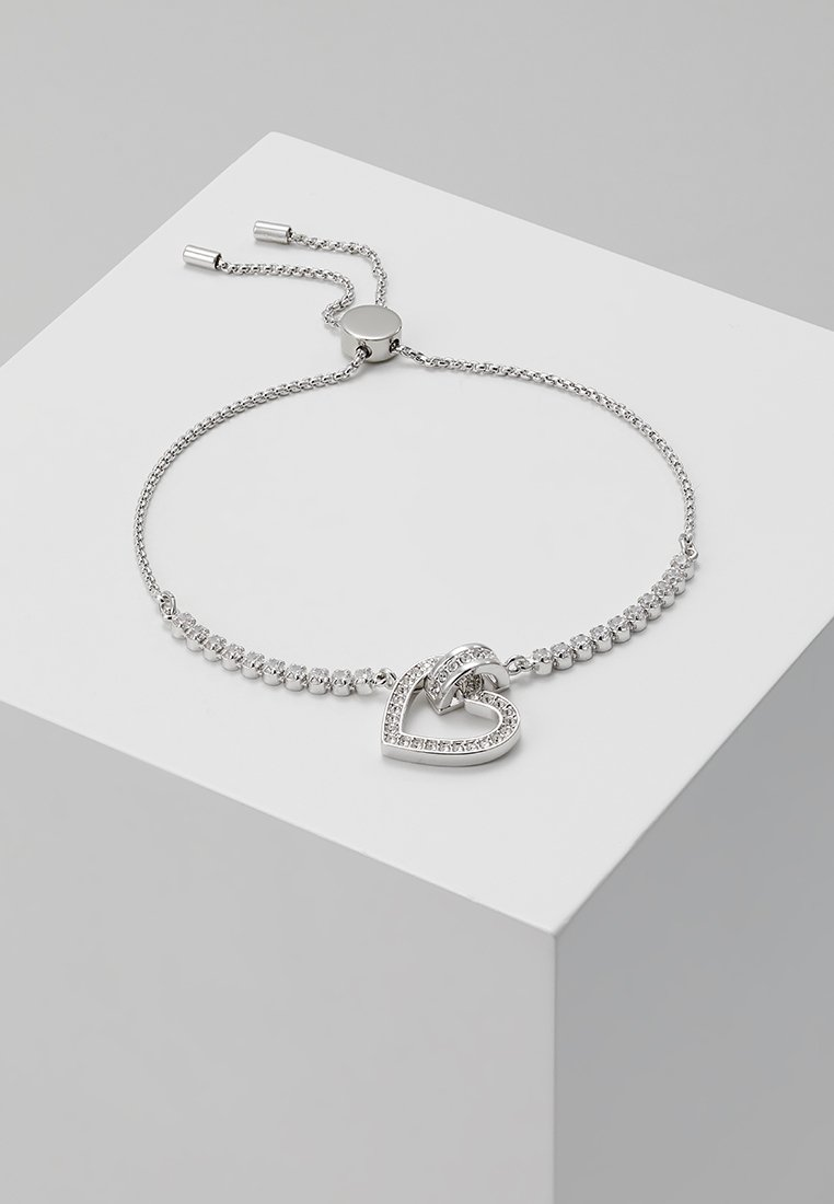 Swarovski - LOVELY BRACELET - Armband - silver-coloured