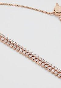 Swarovski - SUBTLE BRACELET  - Bracelet - rosegold-coloured - 3