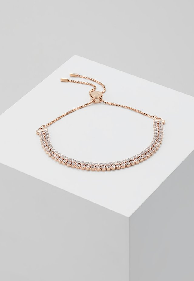 SUBTLE BRACELET  - Armband - rosegold-coloured