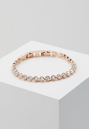 TENNIS BRACELET  - Armband - rosegold-coloured