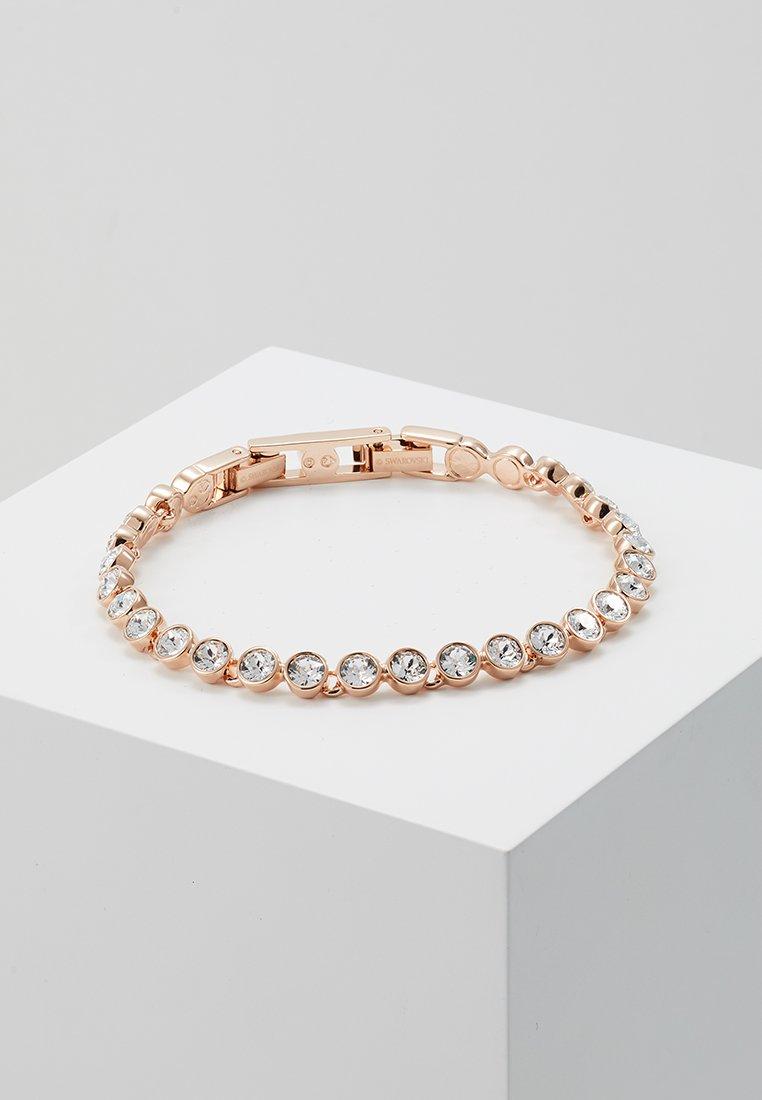 Swarovski - TENNIS BRACELET  - Bracelet - rosegold-coloured