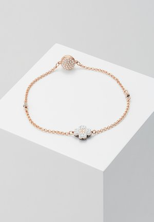 REMIX STRAND CLOVER  - Armband - rose gold-coloured