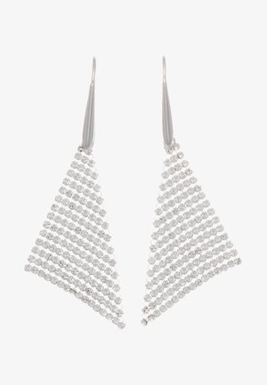 FIT - Boucles d'oreilles - silver-coloured