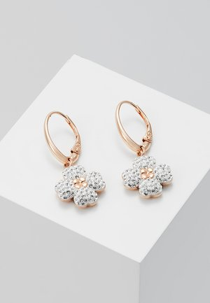 LATISHA - Earrings - rosegold-coloured
