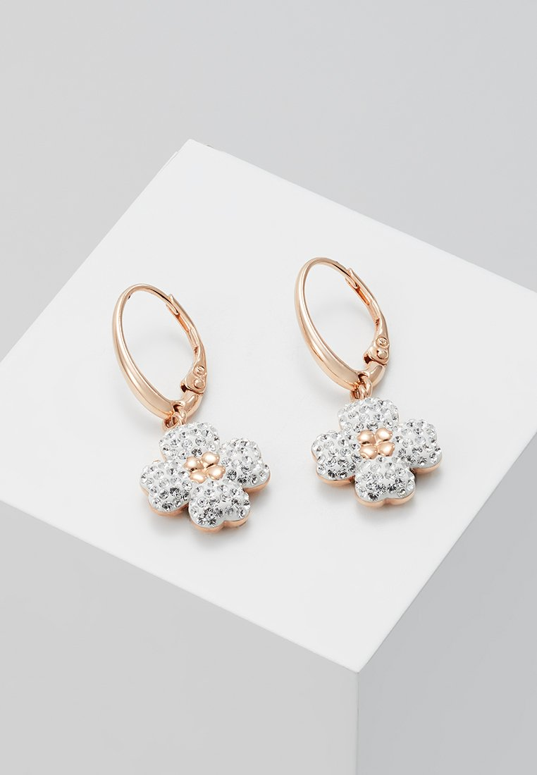 Swarovski - LATISHA - Boucles d'oreilles - rosegold-coloured