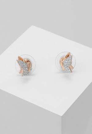 LILIA FIG  - Boucles d'oreilles - rosegold-coloured