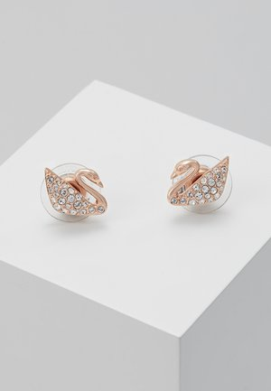 SWAN MINI  - Boucles d'oreilles - rosegold-coloured