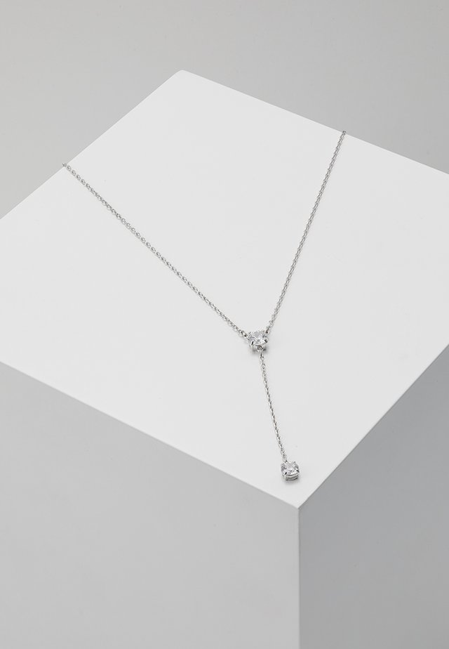 ATTRACT NECKLACE - Ketting - white