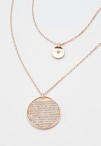 Swarovski - GINGER PENDANT LAYER  - Necklace - rosegold-coloured - 3